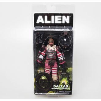 Figurica ALIEN - DALLAS - Sažimanje Odijelo, NECA, Alien - Vetřelec