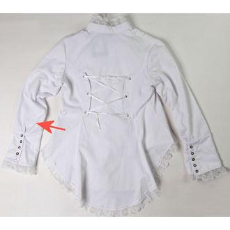bluza ženska ADERLASS - Bijelo - OŠTEĆENA, ADERLASS