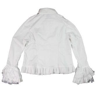 Košulja ženska ADERLASS - Bijelo - OŠTEĆENA, ADERLASS