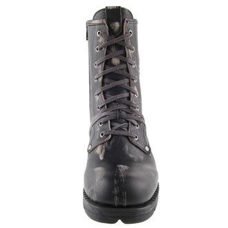 cipele NEW ROCK - Motorosk Crnac - Vintage Raspado, NEW ROCK