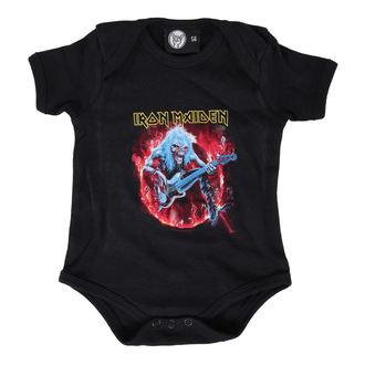 Dječji bodi Iron Maiden - FLF - Crno - Metal-Kids, Metal-Kids, Iron Maiden