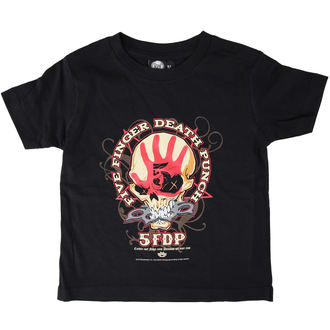 Majica dječja Five Finger Death Punch - Knucklehead - Crno - Metal-Kids, Metal-Kids, Five Finger Death Punch
