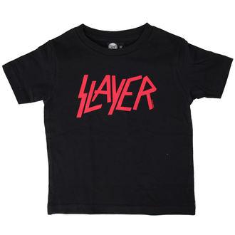 Majica dječja Slayer - Logo - Crno - Metal-Kids