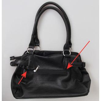 ručna torbica BLACK MARKET - Bat - OŠTEĆENA, BLACK MARKET