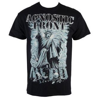 Majica muška Agnostic Front - Frontsdale - Crno - RAGEWEAR, RAGEWEAR, Agnostic Front