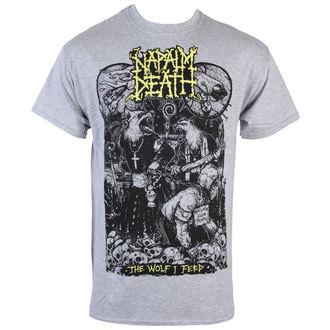 Majica muška Napalm Death - Wolf -  RAGEWEAR, RAGEWEAR, Napalm Death