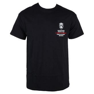 Majica muška Terror - Conviction - Crno - RAGEWEAR, RAGEWEAR, Terror