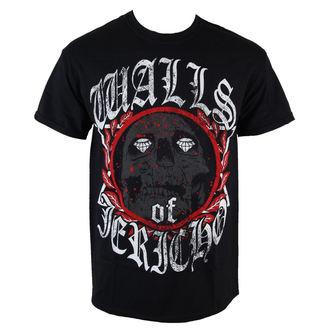 Majica muška Walls Of Jericho - Diamont Skull - RAGEWEAR, RAGEWEAR, Walls of Jericho