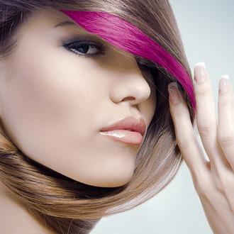 boja (maskara) na kosa STAR Gazer - UV Crvena, STAR GAZER