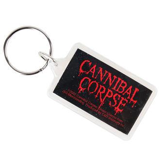 Privjesak za ključeve Cannibal Corpse - Logo, C&D VISIONARY, Cannibal Corpse