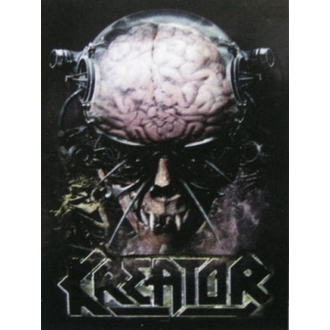 zastava Kreator - Enemy Of God, HEART ROCK, Kreator
