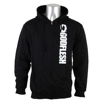 hoodie muški Godflesh - Logo - RELAPSE, RELAPSE, Godflesh