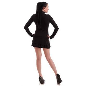 suknja ženska NECESSARY EVIL - Milisha - Crno, MILISHA
