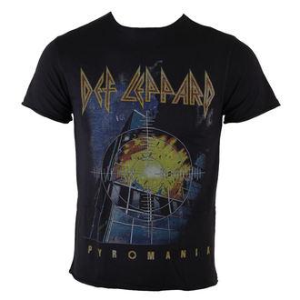 Majica muška Def Leppard - Pyro - AMPLIFIED, AMPLIFIED, Def Leppard