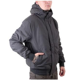 Zimska jakna muška GLOBE - Barak - Ugljenasta, GLOBE