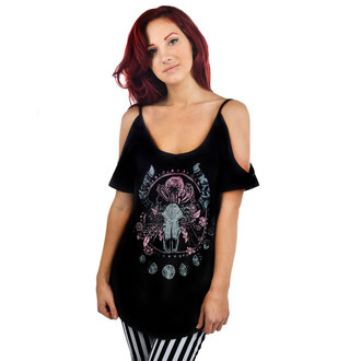 Majica ženska (top) TOO FAST - Cosmic Cow, TOO FAST