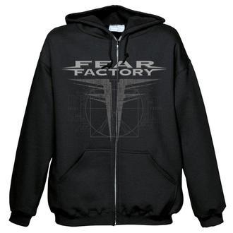 hoodie muški Fear Factory - GNXS - NUCLEAR BLAST, NUCLEAR BLAST, Fear Factory