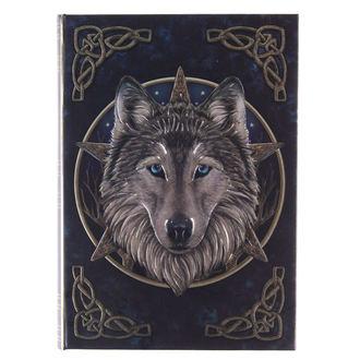 rokovnik Embossed Journal The Wild One