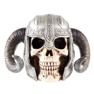 Ukras (posuda) Viking Skull