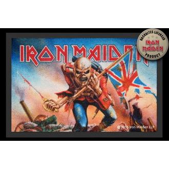otirač Iron Maiden - Trooper - ROCKBITES, Rockbites, Iron Maiden