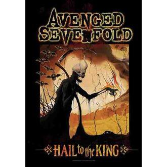zastava Avenged Sevenfold - Reaper, HEART ROCK, Avenged Sevenfold