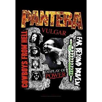 zastava Pantera - 3 Albums, HEART ROCK, Pantera