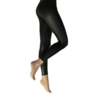 Hlače ženske (tajice) LEGWEAR - Lather Look - Crno, LEGWEAR