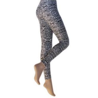 Hlače ženske (tajice) LEGWEAR - Zebra, LEGWEAR
