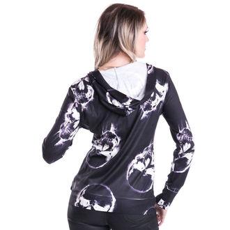 hoodie ženski POIZEN INDUSTRIES - Skull Ink, INNOCENT LIFESTYLE