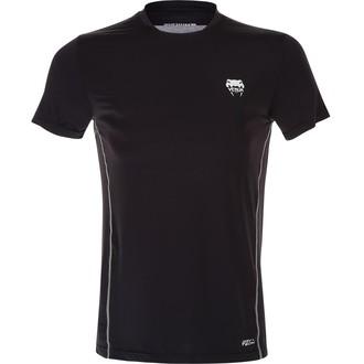 Majica muška (termo) VENUM - Contender Dry Tech - Crno / Ledeno bijela, VENUM
