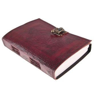 rokovnik Pentagram Leather Journal