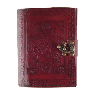 rokovnik Pentagram Leather Journal