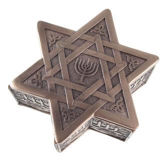 slučaj (ukras) Star od David & Menora