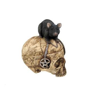 Ukras (posuda) Salem Skull