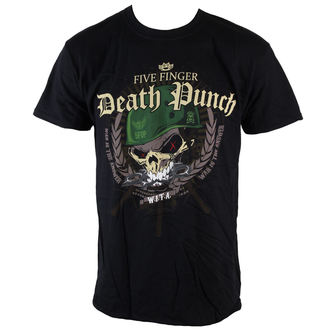 Majica muška Pet Prst Smrt Bušiti - Warhead - ROCK OFF, ROCK OFF, Five Finger Death Punch