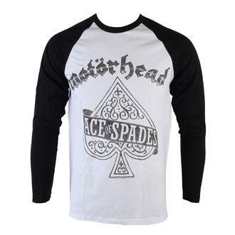 Majica muška dugi rukav Motörhead - Ace Of Spades - ROCK OFF, ROCK OFF, Motörhead