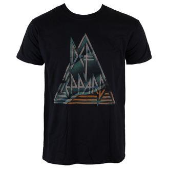 Majica muška Def Leppard - Pyramid - LIVE NATION, LIVE NATION, Def Leppard