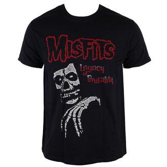 Majica muška Misfits - Legacy Of Brutalitiy - LIVE NATION, LIVE NATION, Misfits