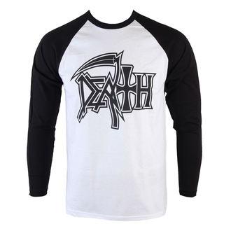 Majica muška dugi rukav Death - Logo Baseball - RAZAMATAZ, RAZAMATAZ, Death