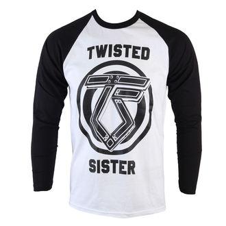 Majica muška dugi rukav Twisted Sister - Logo - RAZAMATAZ, RAZAMATAZ, Twisted Sister