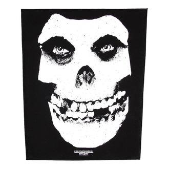 Zakrpa velika Misfits - Face Skull - RAZAMATAZ, RAZAMATAZ, Misfits
