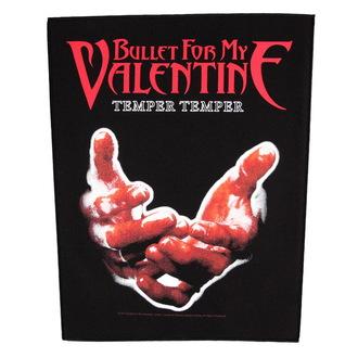 Zakrpa velika Bullet For My Valentine - Temper Temper - RAZAMATAZ, RAZAMATAZ, Bullet For my Valentine