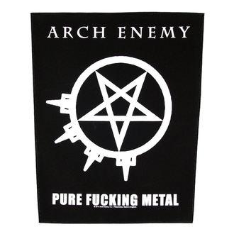 Zakrpa velika Arch Enemy - Pure Fucking Metal - RAZAMATAZ, RAZAMATAZ, Arch Enemy