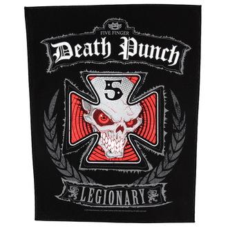 Zakrpa velika Five Finger Death Punch - Legionary - RAZAMATAZ, RAZAMATAZ, Five Finger Death Punch