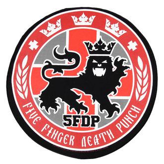 Zakrpa velika Five Finger Death Punch - Legionary Seal - RAZAMATAZ, RAZAMATAZ, Five Finger Death Punch