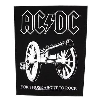 Zakrpa velika AC / DC - For Those About To Rock - RAZAMATAZ, RAZAMATAZ, AC-DC