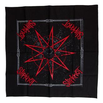 Šal Slipknot - Nine Pointed Star - RAZAMATAZ, RAZAMATAZ, Slipknot