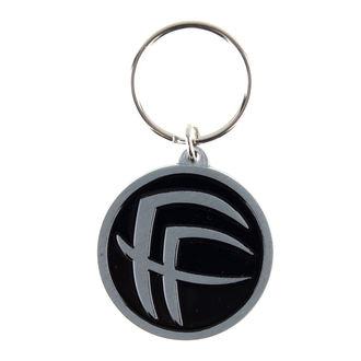 Privjesak za ključeve Fear Factory - Logo - RAZAMATAZ, RAZAMATAZ, Fear Factory
