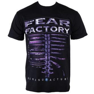 Majica muška Fear Factory - Demanfacture - PLASTIC HEAD, PLASTIC HEAD, Fear Factory