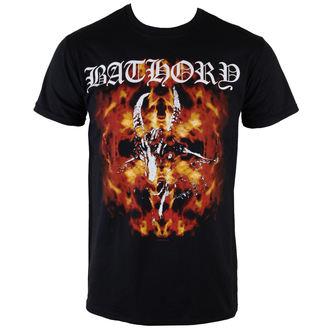 Majica muška Bathory - Fire Goat - PLASTIC HEAD, PLASTIC HEAD, Bathory